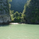 Piekno Azji - Bond Island